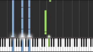 Eagles - Hotel California - EASY Piano Tutorial + SHEETS