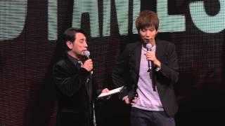 はじめしゃちょー/ Hajime @ YouTube FanFest Japan 2015