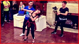 Trey Songz - Slow Motion - Zouk Dance by William Teixeira & Paloma Alves - LA Zouk Congress