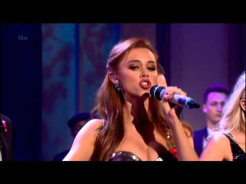The Saturdays - Disco Love - The Paul O'Grady Show - 11th November 2013