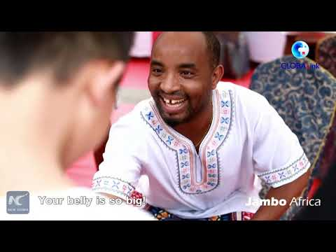 GLOBALink | Jambo Africa: An Ethiopian dancer's life in SW China's Chongqing