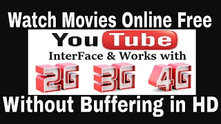 How to watch Free Movies Online without Buffering (Free Download) [HD]