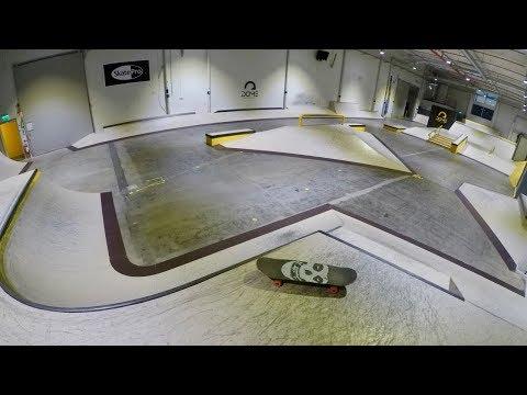 Skating DOME Adrenaline Zone - Long