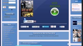 Pagina Web - Peliculas -Descarga + Trailer.