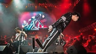 Michael Jackson With 2cellos   Smooth Criminal   Live In Concert 2017