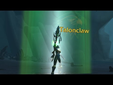 The Story of Talonclaw, Spear of the Wild Gods