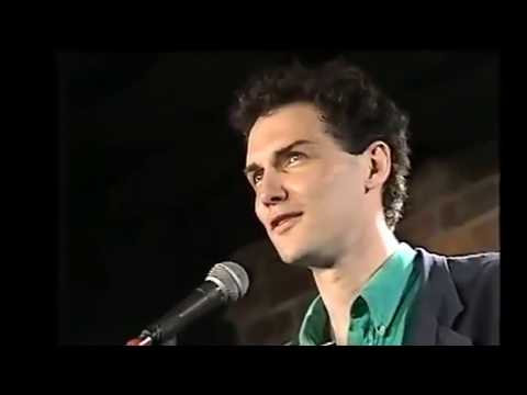 Norm Macdonald Early Stand Up 1989 Yuk Yuks Toronto