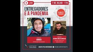 Entregadores e a pandemia | Live Reconexão Periferias