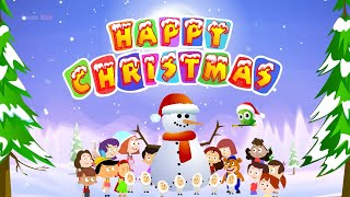 Wish you all Merry Christmas | XMAS Wishes Promo Song | Magicbox English