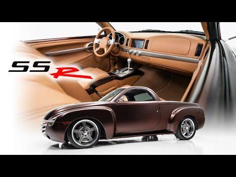 LSA Swapped Chevrolet SSR