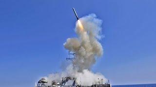 США нанесли ракетный удар по авиабазе в Сирии