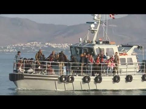 Κως: Δυο αγνοούμενοι από σύγκρουση λέμβου με μετανάστες και σκάφους του Λιμενικού