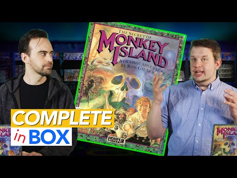 The Secrets Of Monkey Island's Box