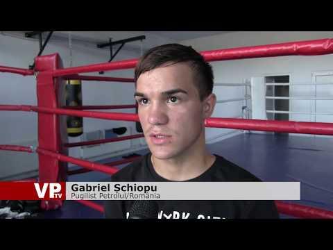 Boxer de mondial cu perspective olimpice