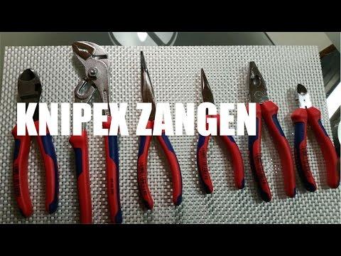 Knipex Zangen - Werkzeug Test