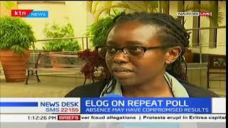 Elog chair, Regina Opondo on election credibility