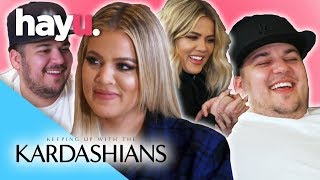Khloé & Rob's Best Moments | Keeping Up With The Kardashians