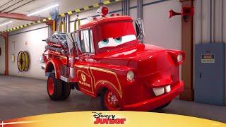 Biler: Brandmand Bumle - Disney Junior Danmark