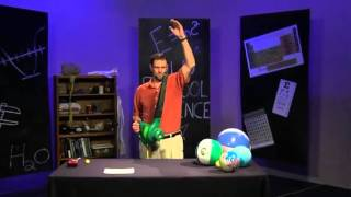 Bernoulli's Principle Demonstration: Bernoulli's Ball
