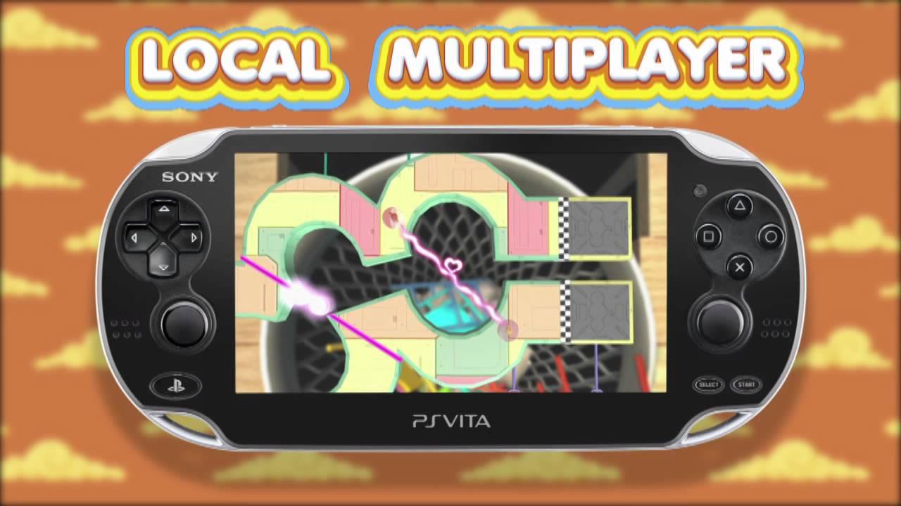 Super Monkey Ball: Banana Splitz Coming to PS Vita October 23rd