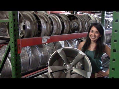 Factory Original Audi 200 Rims & OEM Audi 200 Wheels – OriginalWheel.com