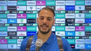 Intervista a Canotto del Frosinone