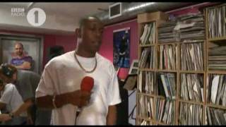 Dizzee Rascal Holiday.  Live Lounge Tour. part. 1 of 5