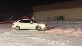 Когда вышел с работы 🤘🏻💪👌😎 e350 on snow