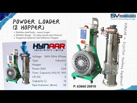 Powder Loader for Medicine, Plastic, Chemicals