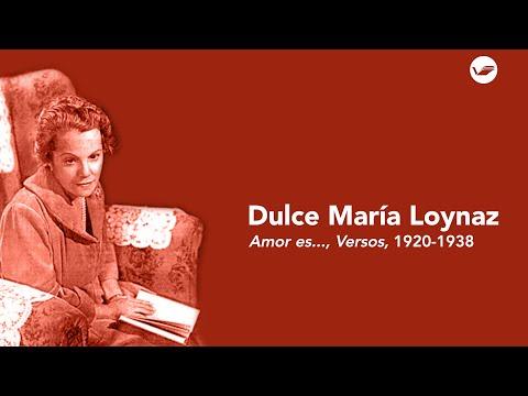 Amor es... [fragmento]. Dulce María Loynaz