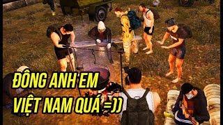Cảm động TÌNH NGƯỜI VIỆT NAM trong game - NEXT DAY #2