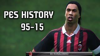 Pro Evolution Soccer History: 95-15 (Winning Eleven)
