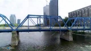 Grand Rapids Drone Video