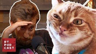Mush vs Burnie's new baby - RT Podcast
