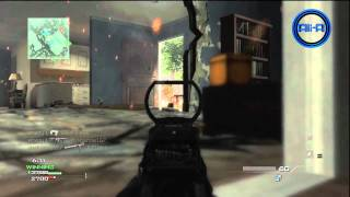 """Modern Warfare 3"" Multiplayer Gameplay - LIVE Commentary (Call of Duty MW3 Online)"