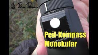 Ausrüstung für Unterwegs: Minox Monokular
