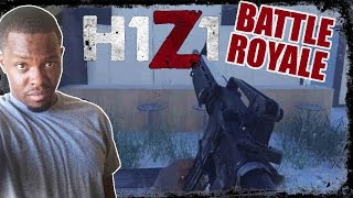 MY HEART IS THROBBING!! - H1Z1 Battle Royale Gameplay