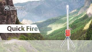quick fire remote automated fire weather station