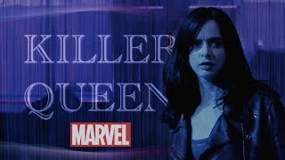 Marvel Women - Killer Queen