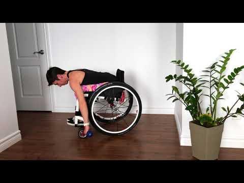 Le mouvement pour les muscles des fesses