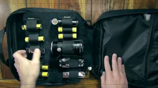 Review Nitecore NTC10 + Accessories  Unbox Test Advice