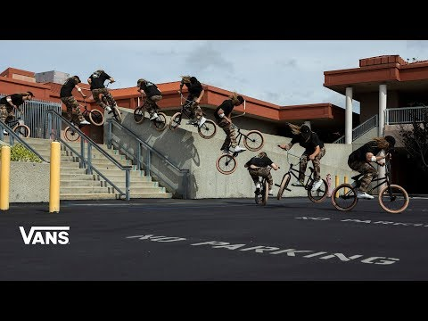 SHIMMER AND HAZE: A Vans BMX Behind The Scenes Experience with Ty Morrow | BMX | VANS