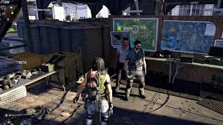 The Division 2 Beta - How to play Skirmish/Conflict PvP Where to find the PvP NPC