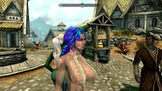 Skyrim (mods) - Gretel - Spotlight On: Nephilim - Part 3