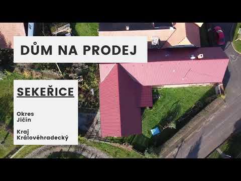 Video z << Prodej rodinného domu, 106 m2, Sekeřice >>