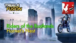 Trials Fusion - Riders of the Rustlands - Hornet