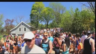 SUNY Fredonia ends FRED Fest
