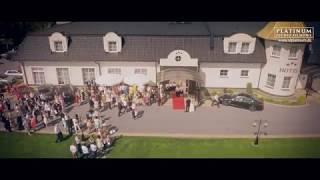 Ewa i Sławomir -  Film ślubny z drona - Krosno - Pilzno - Studio Filmowe Platinum