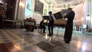 Pietro Marchitelli, Sonata 8 - I, II mov