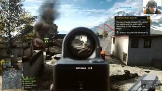 Battlefield 4 Multiplayer Gameplay - FIRST OBLITERATION GAME | BF4 Next Gen